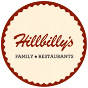 Hillbilly's online ordering menu phone number opening hours times