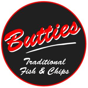 Butties takeaway online ordering menu phone number opening hours times