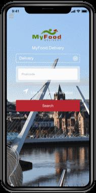 MyDood.Delivery App